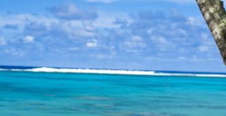 小玻利尼西亚度假酒店 - 拉罗汤加岛 - 海滩
