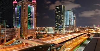 迪拜费尔蒙特酒店 - 迪拜 - 户外景观
