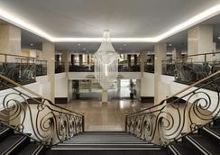 宜必思尚品墨尔本维多利亚酒店 - 墨尔本 - 大厅