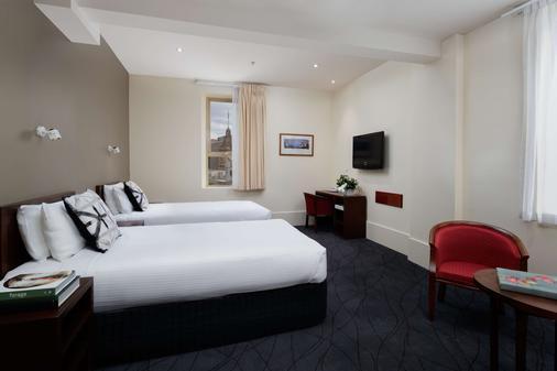 宜必思尚品墨尔本维多利亚酒店 - 墨尔本 - 睡房