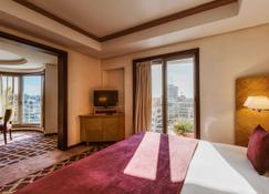 拉巴特乐迪瓦美憬阁酒店 - 拉巴特 - 睡房