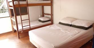 达奥尔拉潘姆普拉旅舍 - 贝洛奥里藏特 - 睡房
