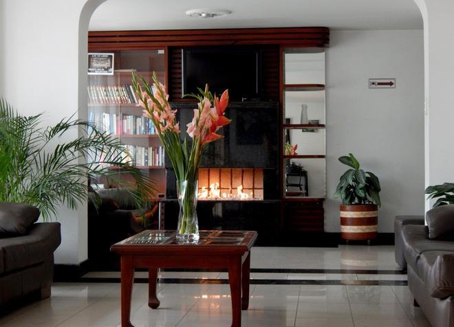 52号佳勒利亚斯公寓式酒店 - 波哥大 - 大厅