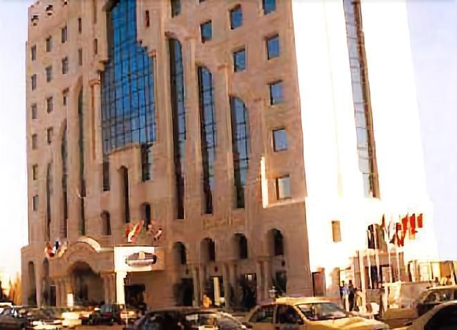 达纳大酒店 - 安曼 - 建筑