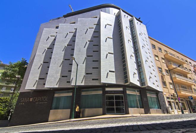 萨那国会酒店 - 里斯本 - 建筑