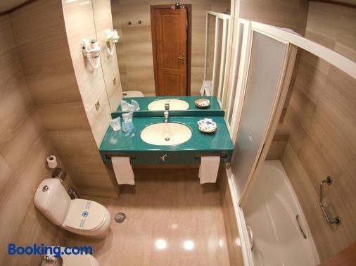 中央中心酒店 - 仅限成人 - 美洲海滩 - 浴室