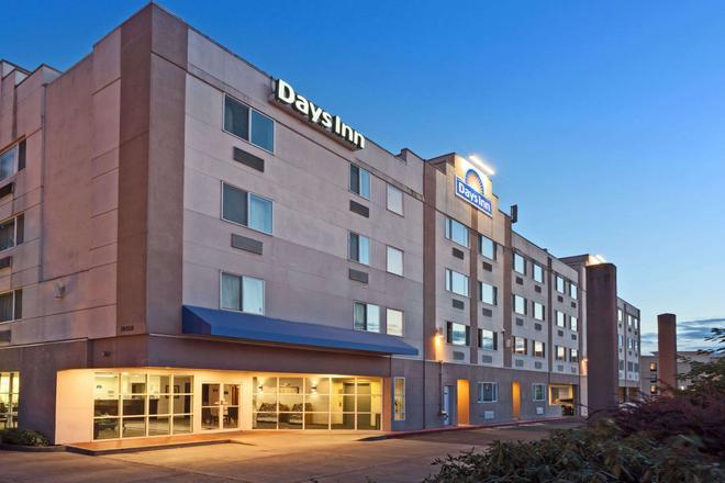 西雅图西塔国际机场戴斯酒店 - 锡塔克 - 建筑