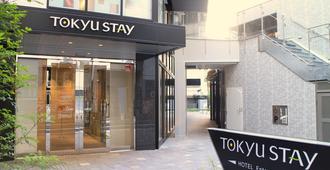 新宿东急酒店 - 东京 - 建筑