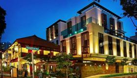 新加坡怀旧精品酒店 - 新加坡 - 建筑