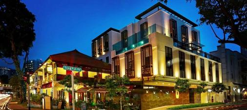 怀旧酒店 - 新加坡 - 建筑