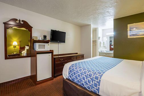 罗德威锡达城酒店 - 雪松城 - 睡房