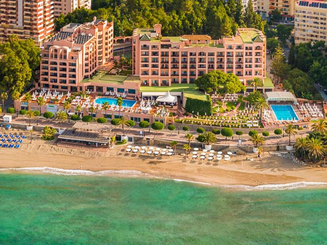 Hotel Fuerte Marbella - 马贝拉 - 建筑