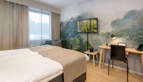 最佳西方及哈格酒店 - 赫尔辛基 - 睡房