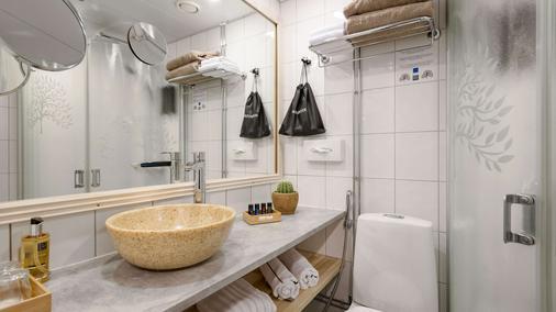 最佳西方及哈格酒店 - 赫尔辛基 - 浴室