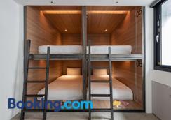 璞邸城市胶囊旅店 - 台北 - 客房设施