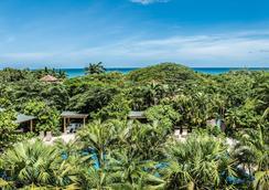 卡拉鲁纳精品别墅酒店 - 塔马林多 - 户外景观