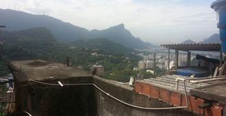 阿尔伯格菲尼克斯罗西纳旅馆 - 里约热内卢 - 户外景观
