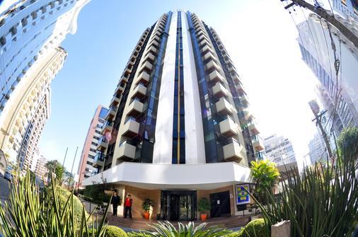 财富公寓 - 圣保罗 - 建筑