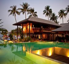 帕岸岛拉沙南达安纳塔拉别墅度假酒店