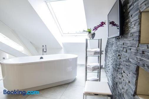 默克高级酒店 - 巴登-巴登 - 浴室