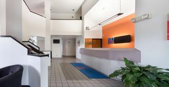 德克萨斯达拉斯 - 东北 6 号汽车旅馆 - 达拉斯 - 柜台