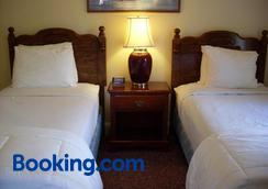 男爵夫人酒店 - 西雅图 - 睡房