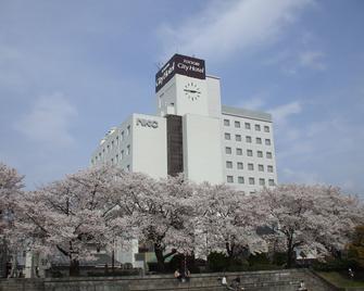 鸟取都市酒店 - 鸟取市 - 建筑