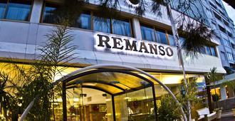 雷曼索酒店 - 埃斯特角城 - 建筑