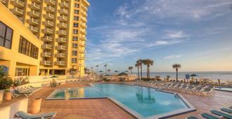 海洋微风俱乐部酒店 - 代托纳海滩 - 游泳池