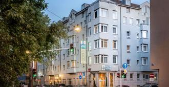 曼海姆贝斯特韦斯特酒店 - 曼海姆 - 建筑