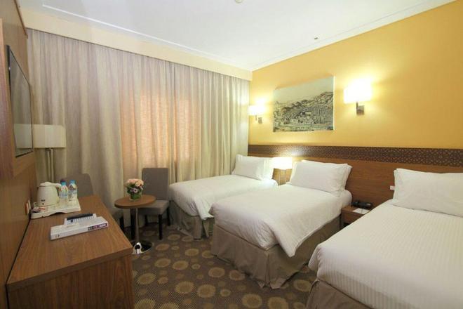 麦加大酒店 - 麦加 - 睡房