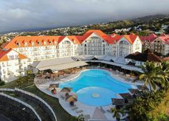 留尼旺岛圣但尼克雷奥利亚美居酒店 - 圣但尼 - 建筑