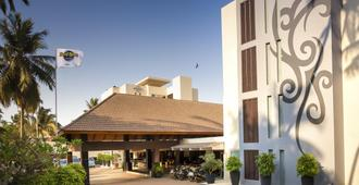 硬石果阿酒店 - 卡兰古特 - 建筑