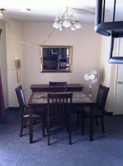 姆拉斯美洲最佳价值总统酒店 - 蒙特雷 - 餐厅