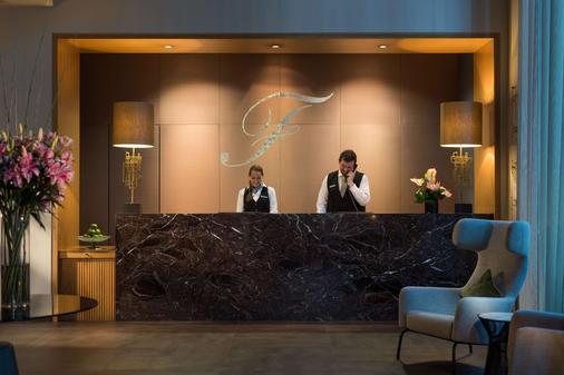 首选贝尔法斯特费兹威廉酒店 - 贝尔法斯特 - 柜台