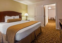 贝斯维斯特萨利纳斯蒙特利酒店 - 萨利纳斯 - 睡房
