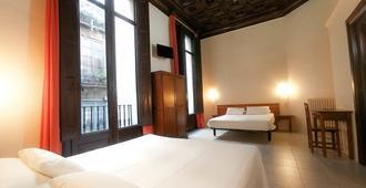 雷东杰米一世酒店 - 巴塞罗那 - 睡房