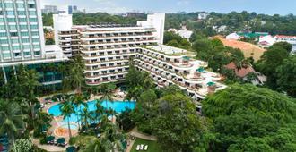 新加坡香格里拉大酒店 - 新加坡 - 建筑