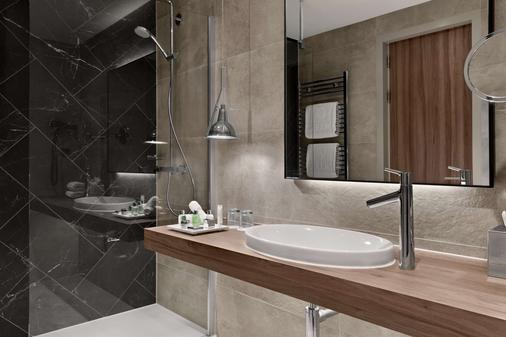 阿姆斯特丹nh卡尔顿酒店 - 阿姆斯特丹 - 浴室