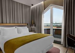 阿姆斯特丹nh卡尔顿酒店 - 阿姆斯特丹 - 睡房