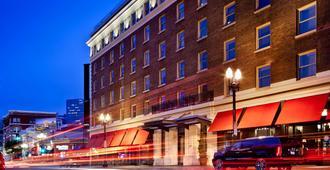 圣地亚哥安达兹凯悦概念酒店 - 圣地亚哥 - 建筑