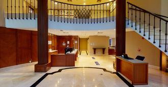 伊斯坦广场普利司塔酒店 - 圣保罗 - 大厅