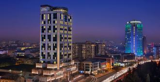 伊斯坦布尔艾迪逊酒店 - 伊斯坦布尔 - 建筑