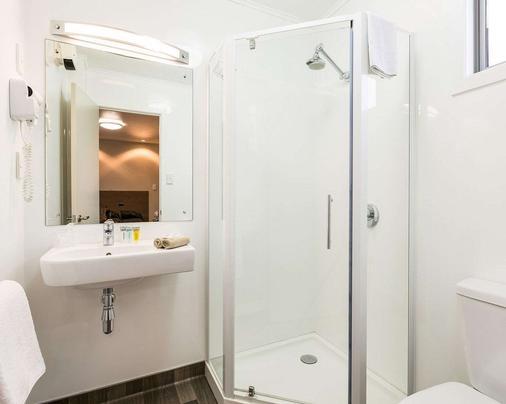 特意斯塔舒适汽车旅馆 - 因弗卡吉尔 - 浴室