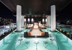 辣椒fv酒店 - 布里斯班 - 游泳池