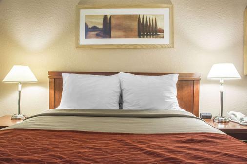 凯富酒店 - 伦敦 - 睡房