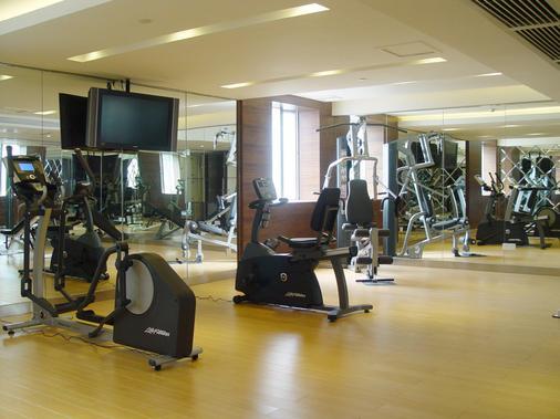 广东胜利宾馆 - 广州 - 健身房