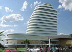 莫里安酒店 - 伊内格尔 - 建筑