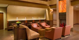 圣安东尼奥河滨君悦酒店 - 圣安东尼奥 - 休息厅