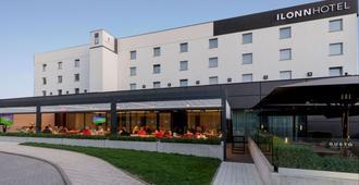 伊隆酒店 - 波兹南 - 建筑